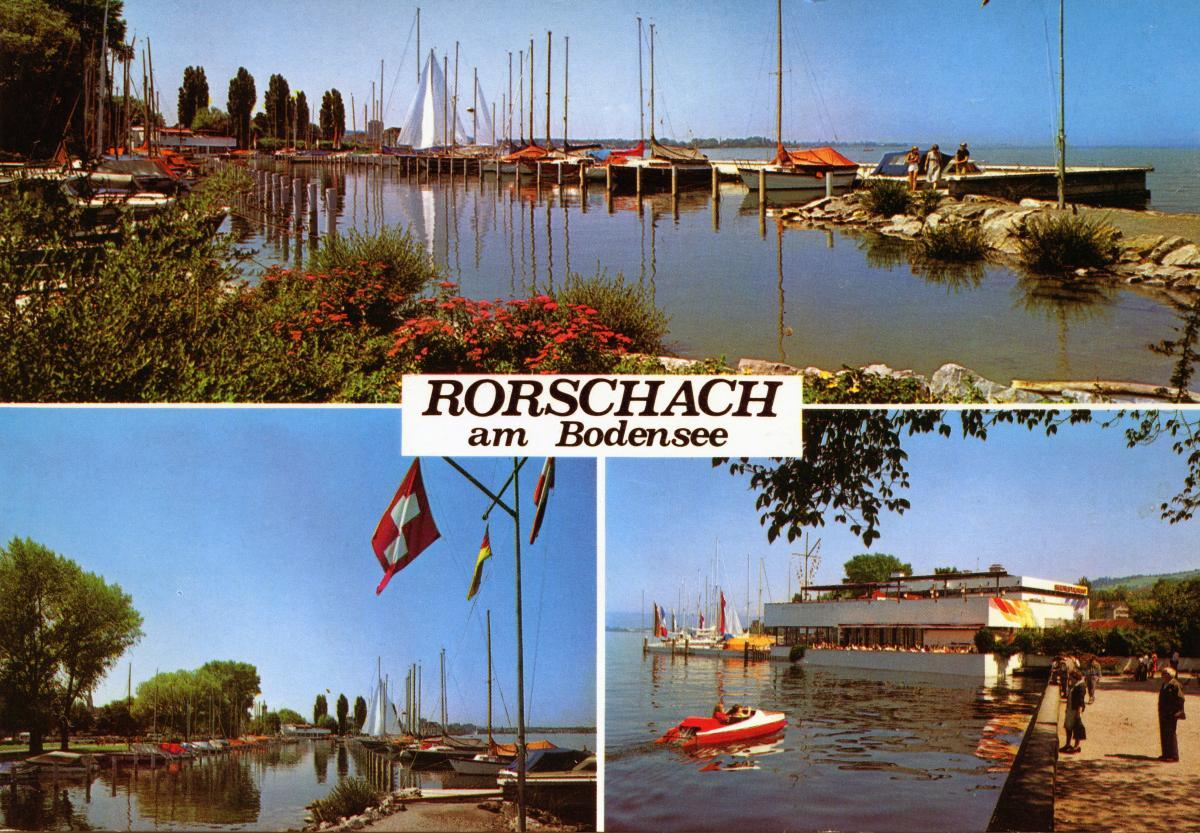 Im Sommer am Bodensee