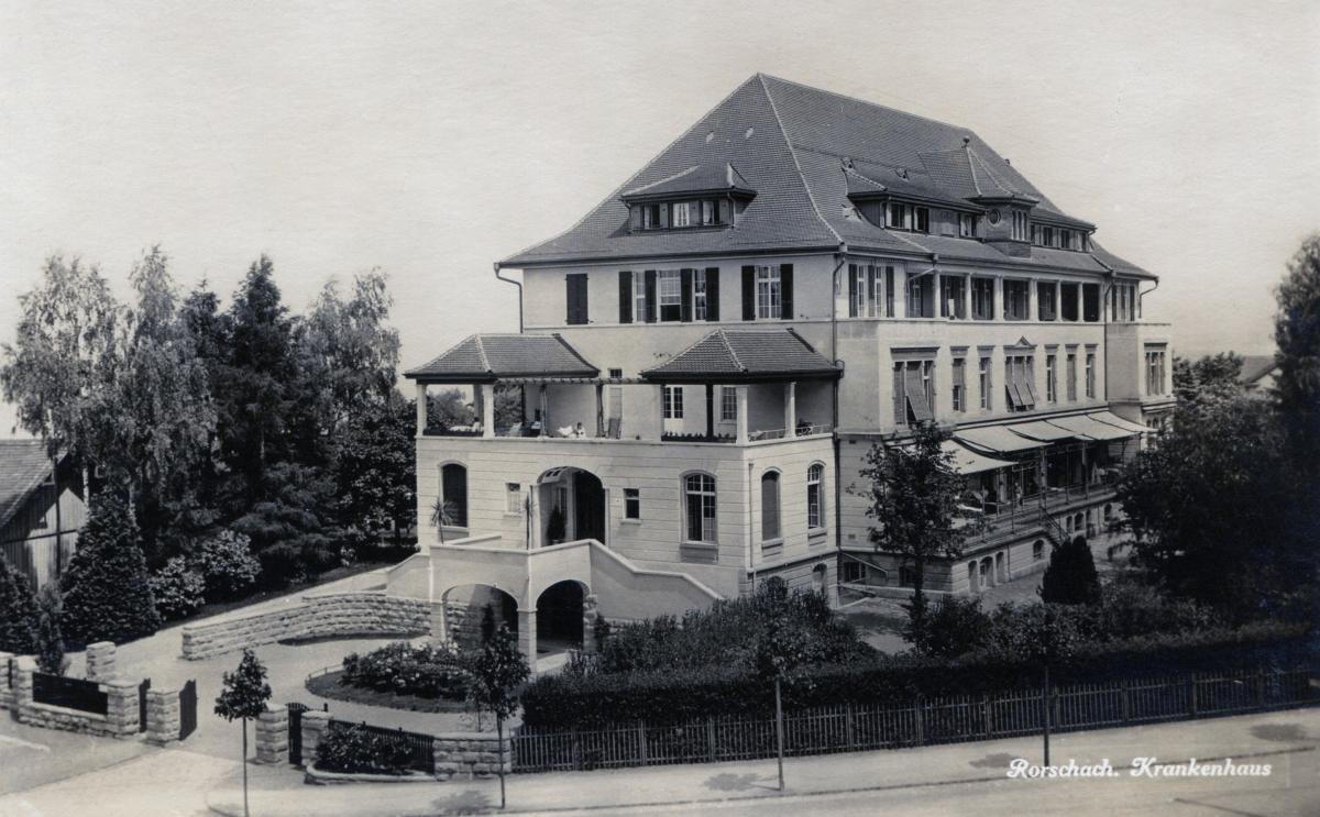 Krankenhaus Rorschach