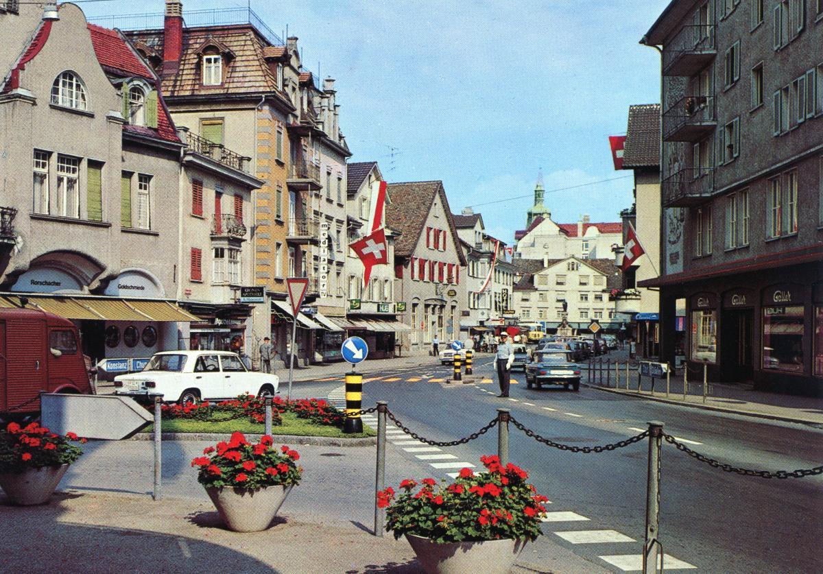 Rorschach Bodanplatz