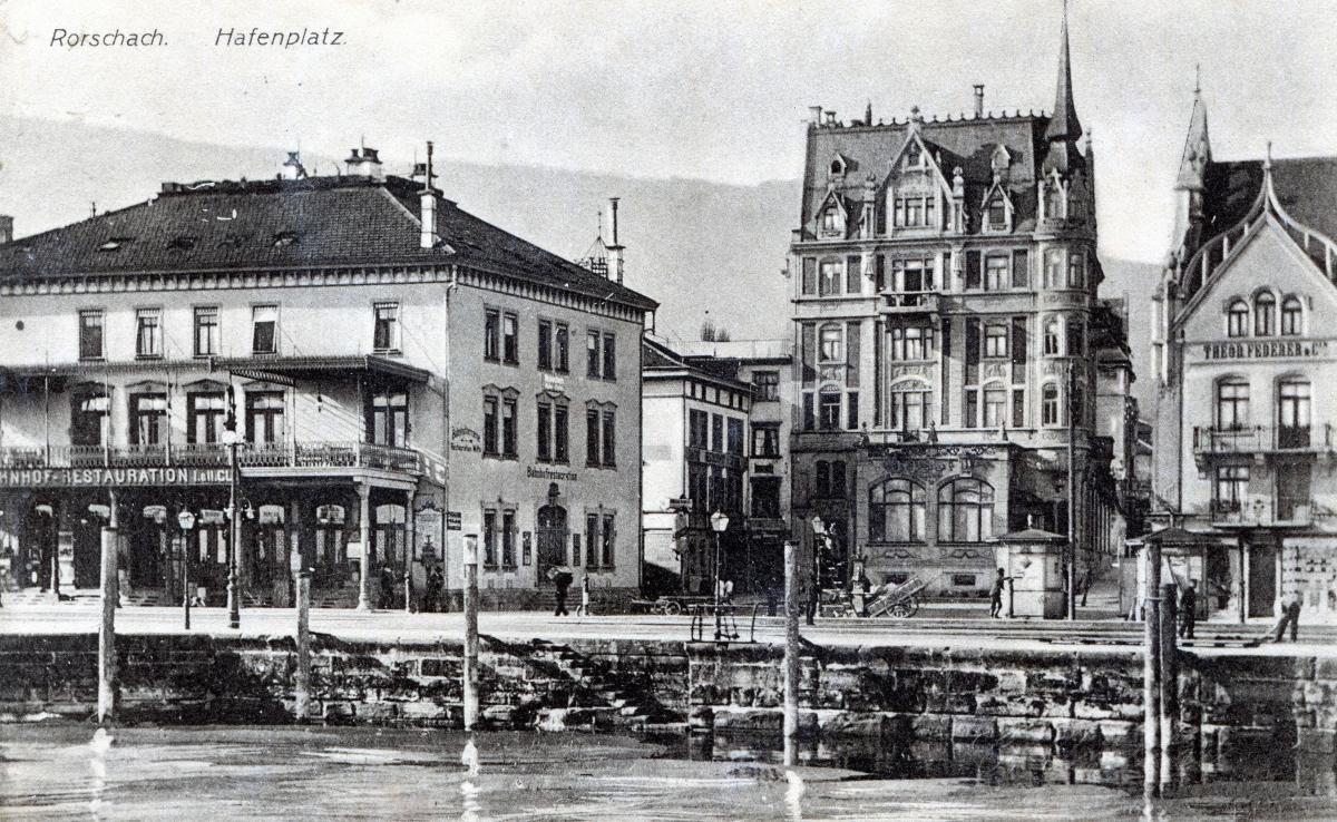Rorschach Hafenplatz