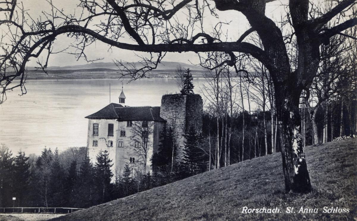 St.Anna Schloss 1928