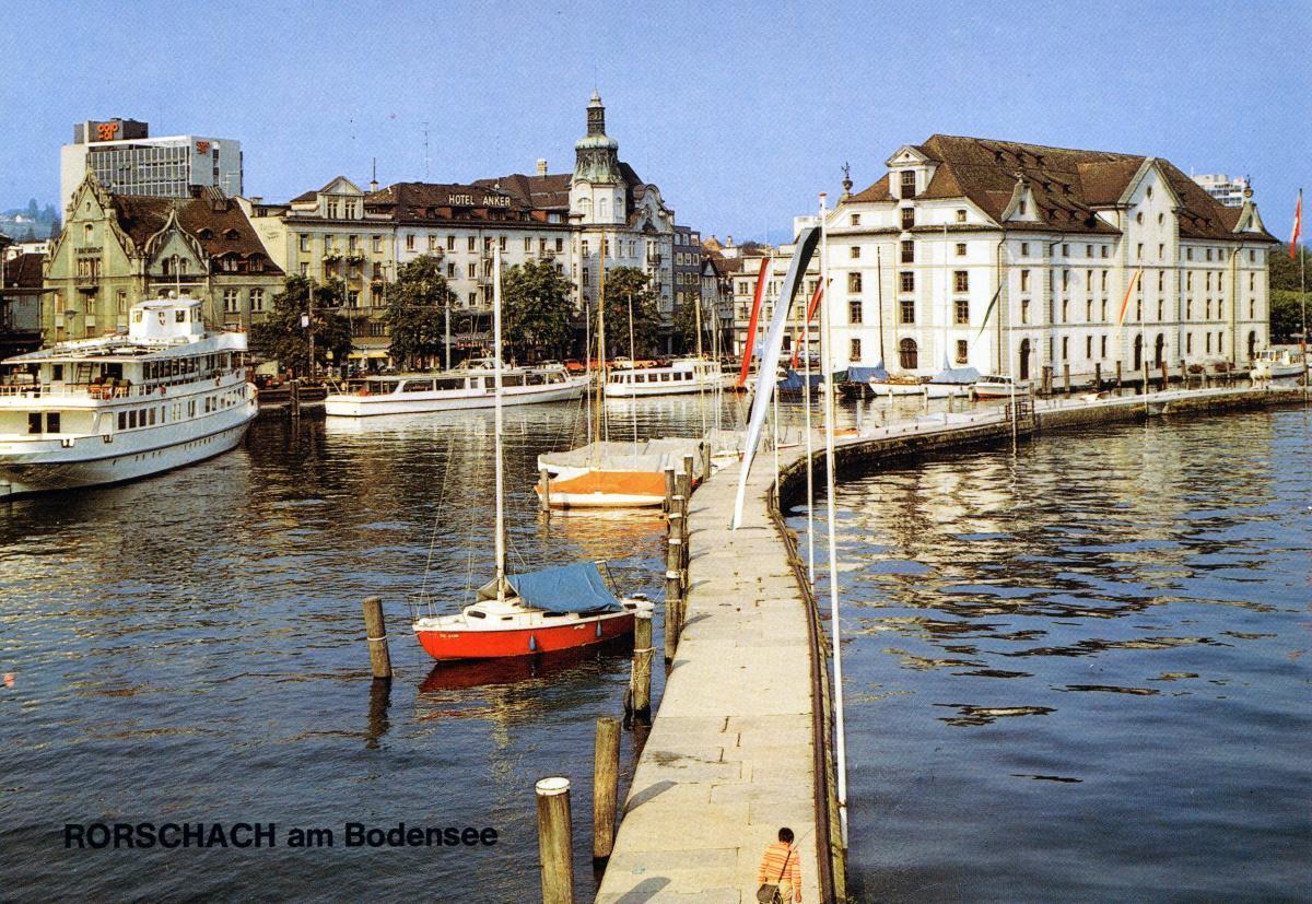 Rorschach Bodensee