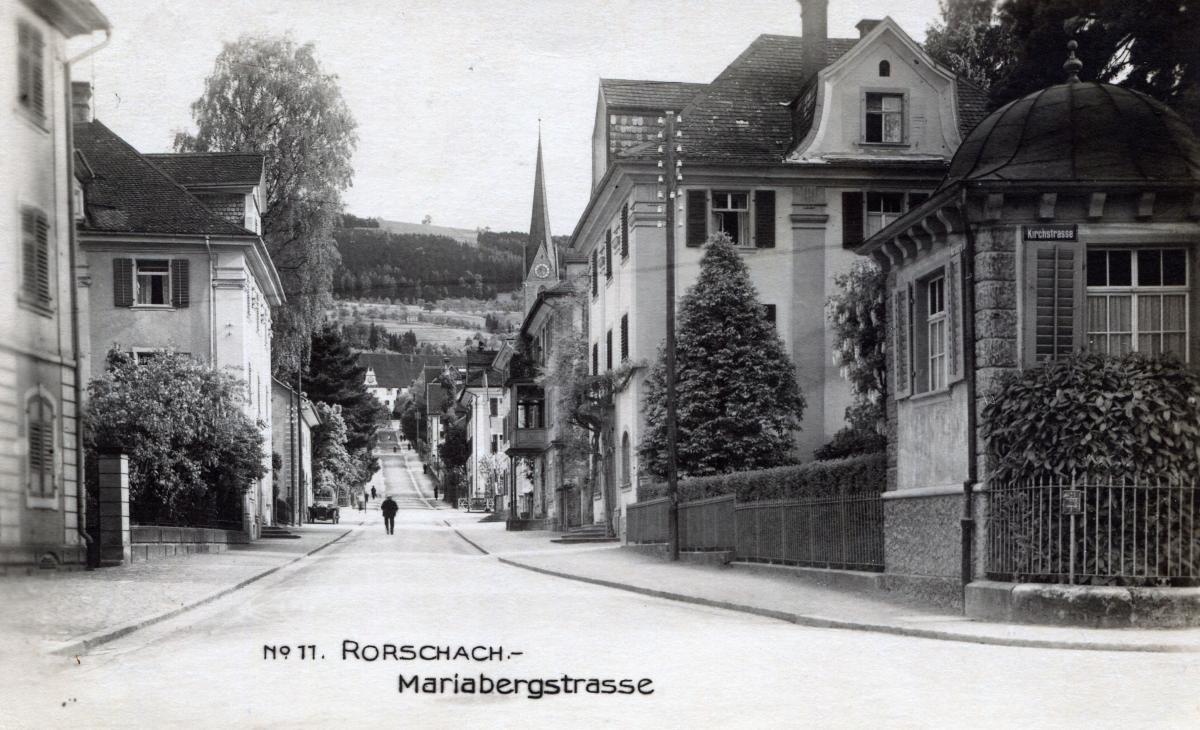 Rorschach Mariabergstrasse