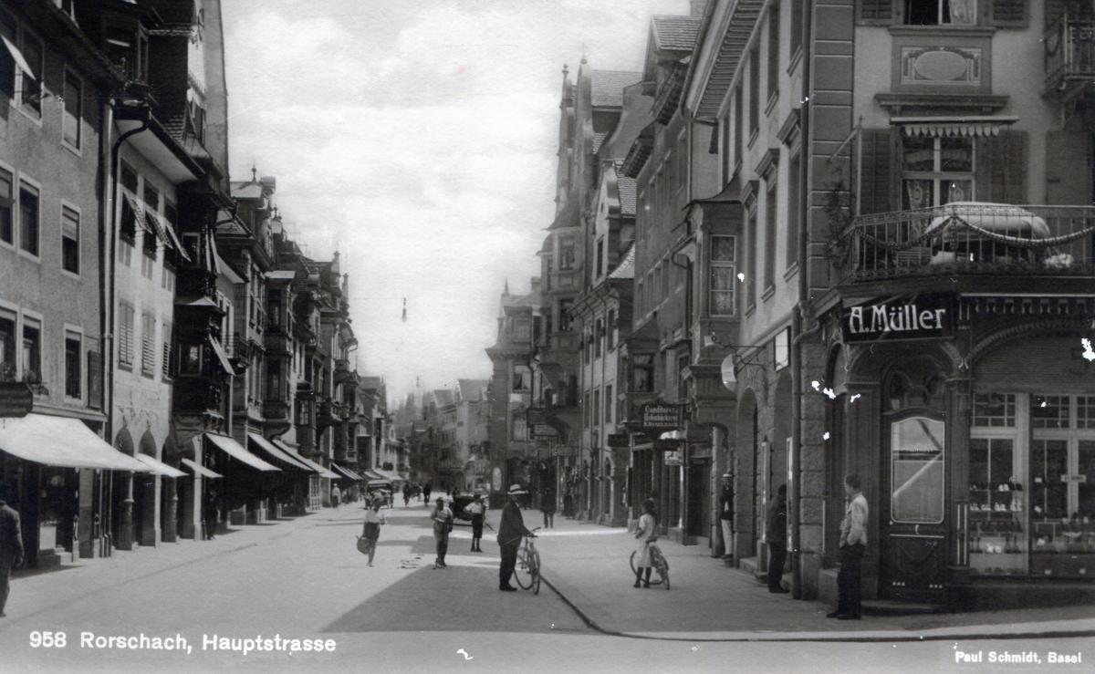 Rorschach Hauptstrasse