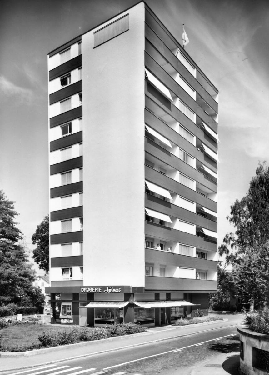 Rorschach Hochhaus