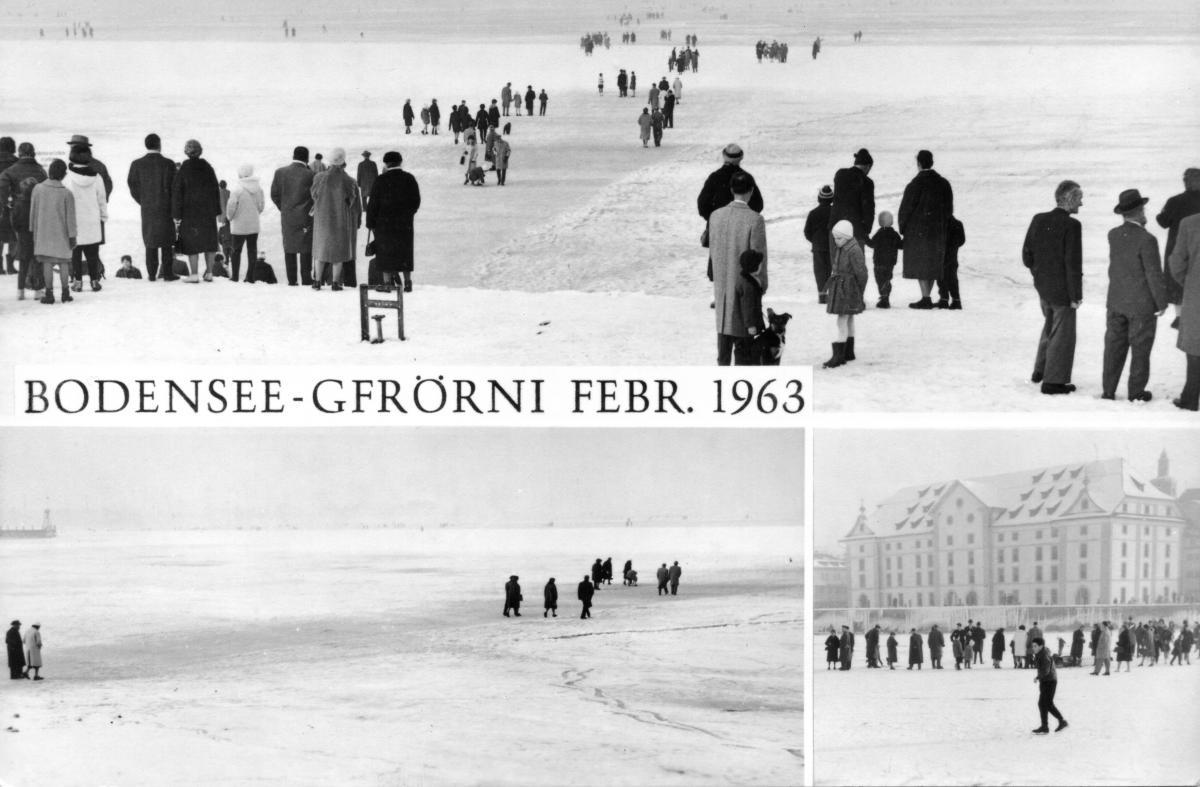 Bodensee-Gfrörni 1963