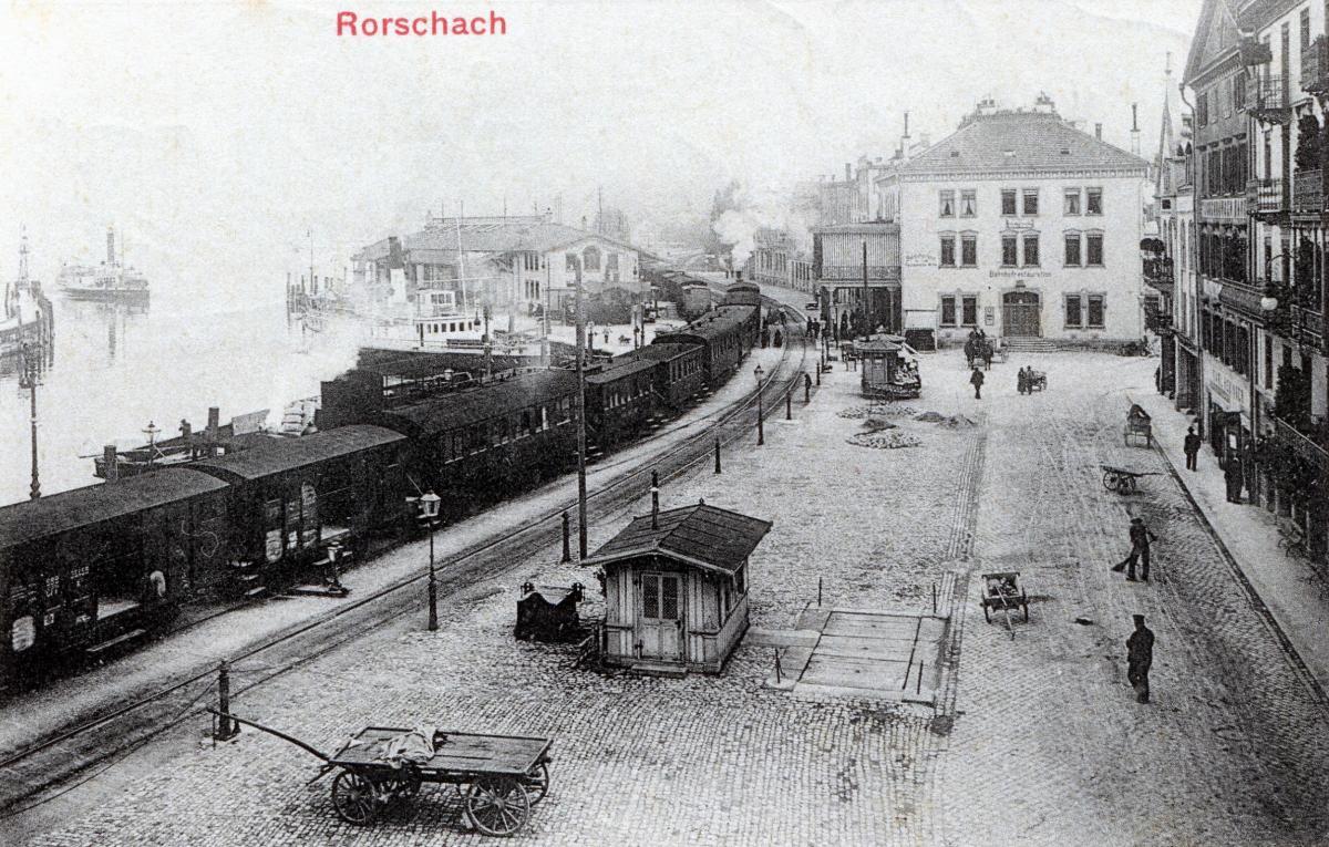 Rorschach um 1900