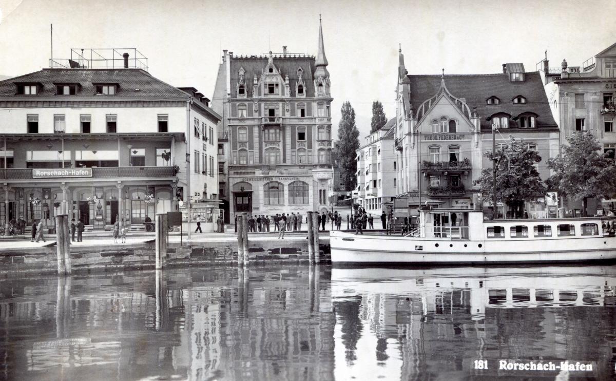 Rorschach-Hafen