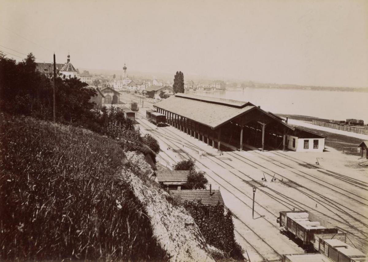 Rorschacher Bahnhof