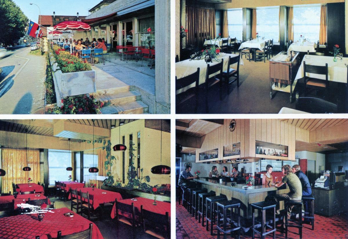 Restaurant Hochhus
