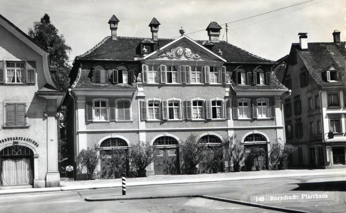 Rorschach Pfarrhaus
