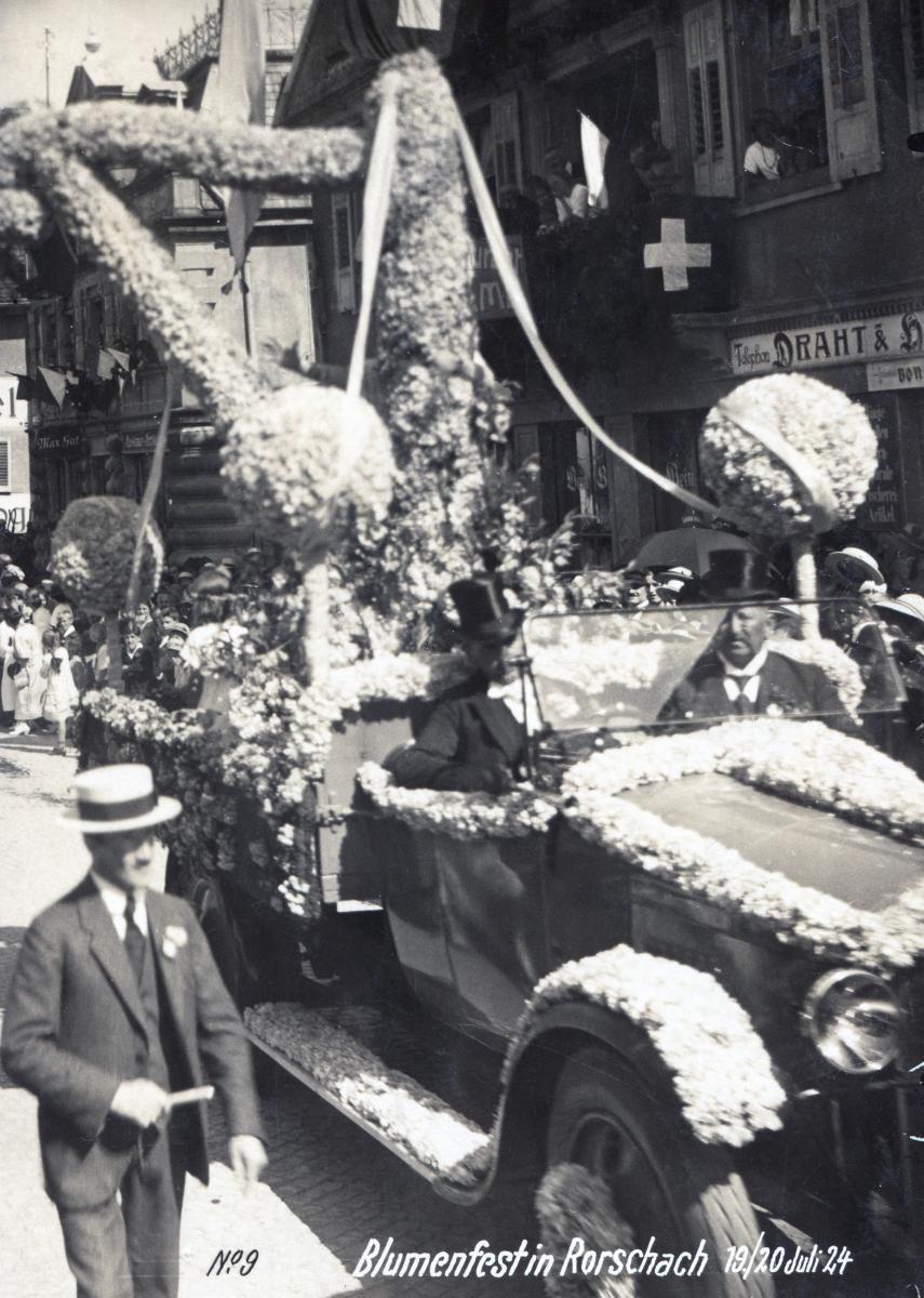 Blumenfest in Rorschach