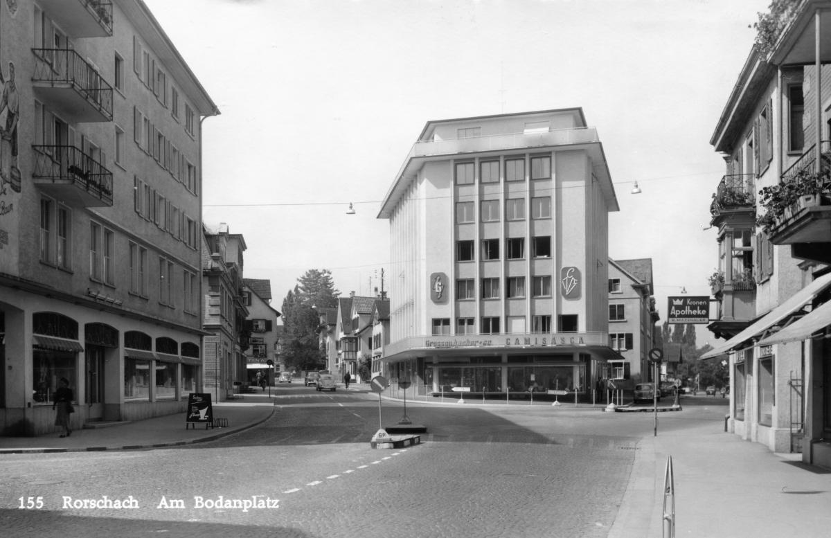 Rorschach am Bodanplatz