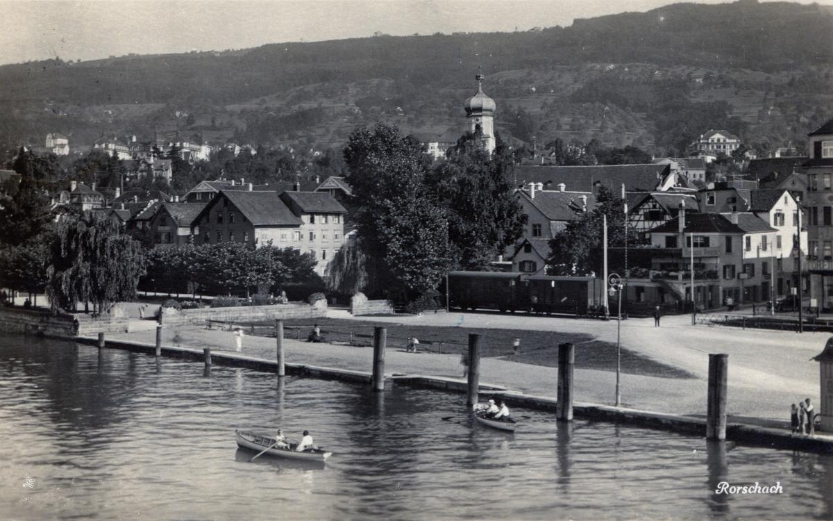 Rorschach um 1920