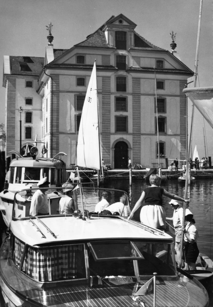Rorschach Hafenpartie