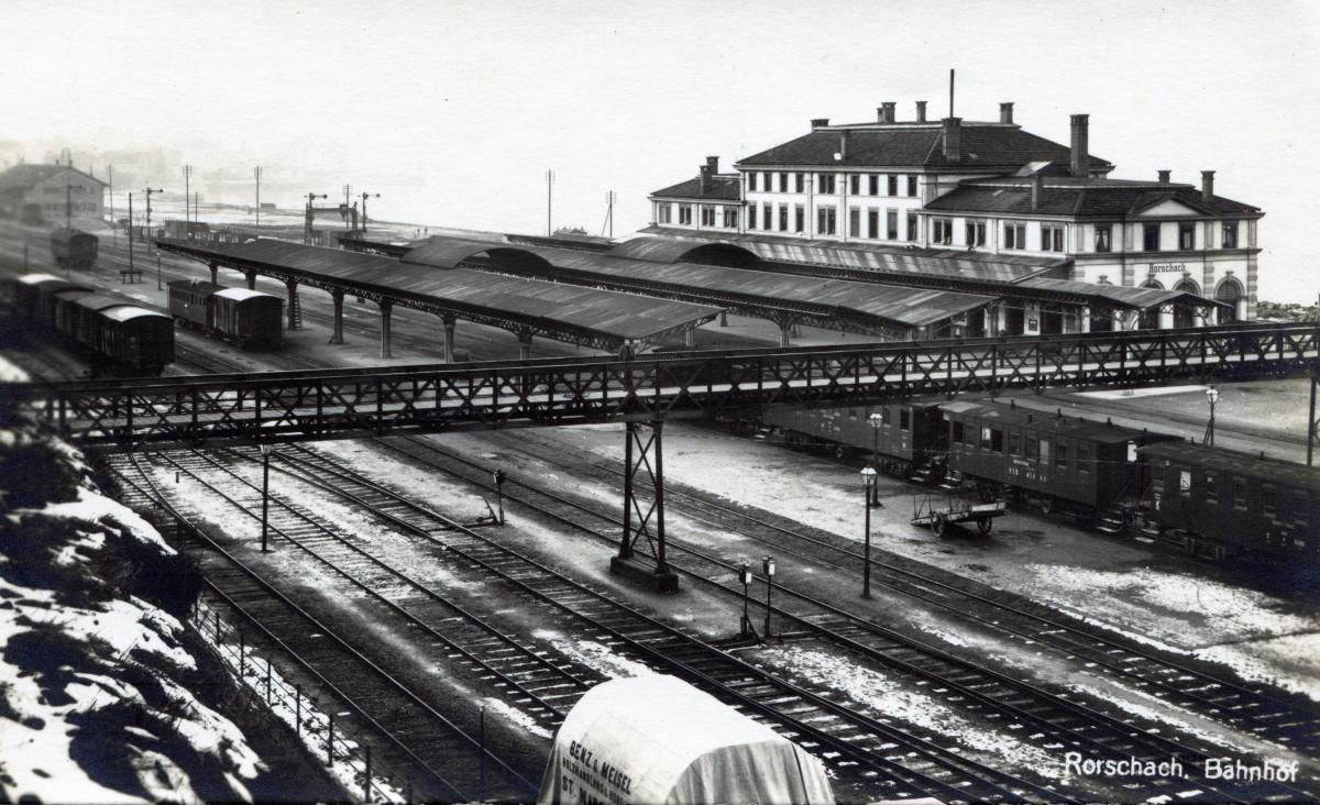 Rorschach Hauptbahnhof