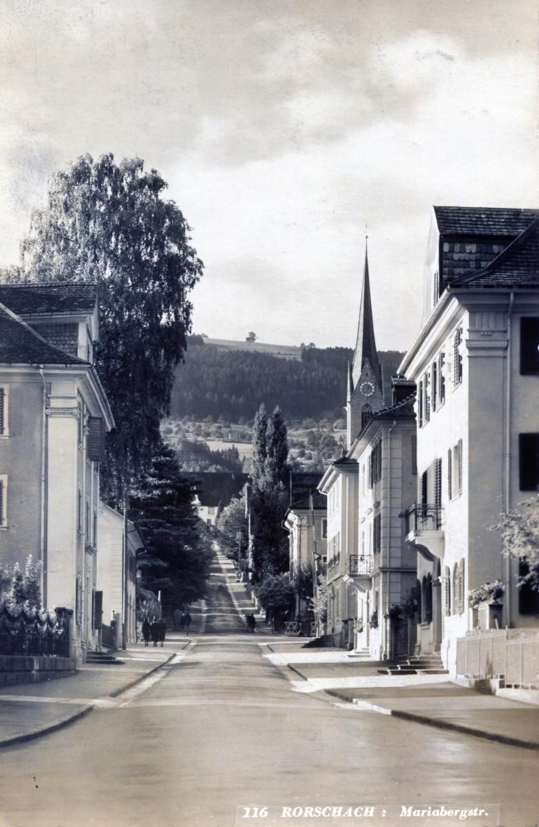Mariabergstrasse