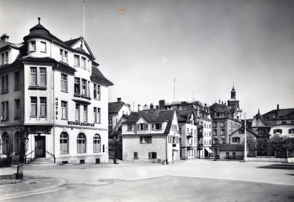 Schäflegartenplatz