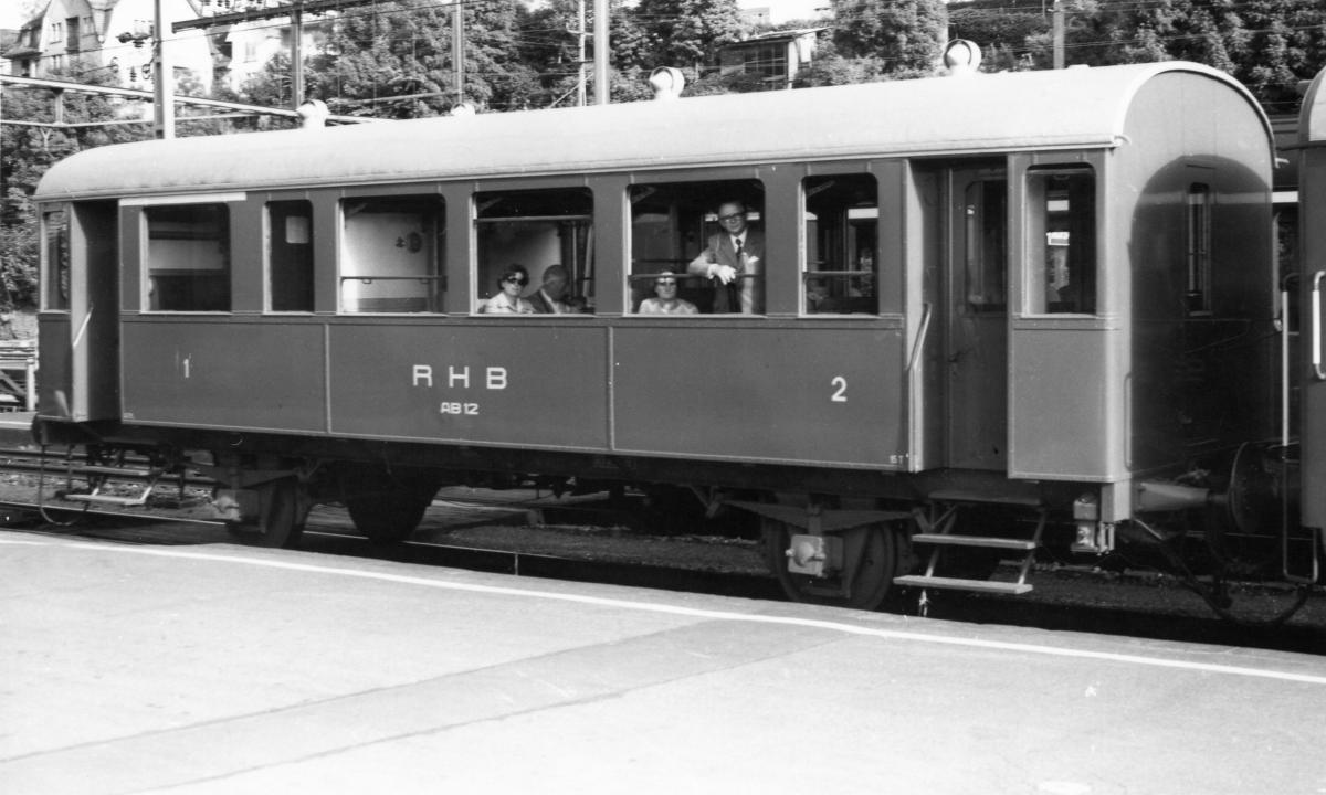Rorschach-Heiden-Bergbahn