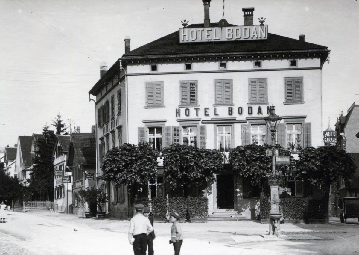 Hotel Bodan
