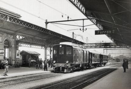 Hauptbahnhof Rorschach