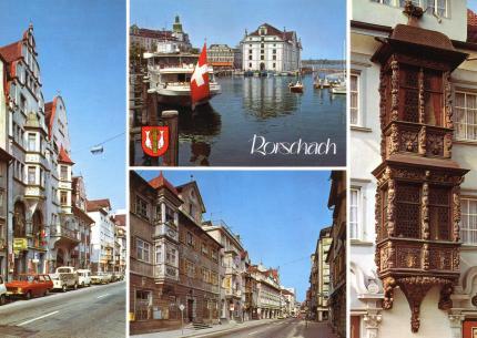 Rorschach am Bodensee