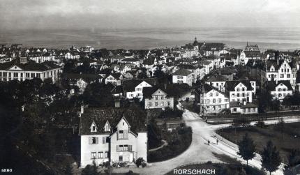 Rorschach ca. um 1925
