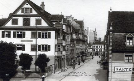 Hauptstrasse Rorschach