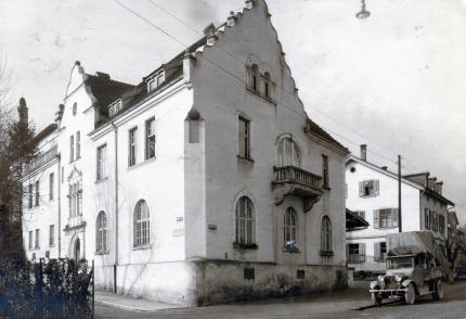 Alvierstrasse